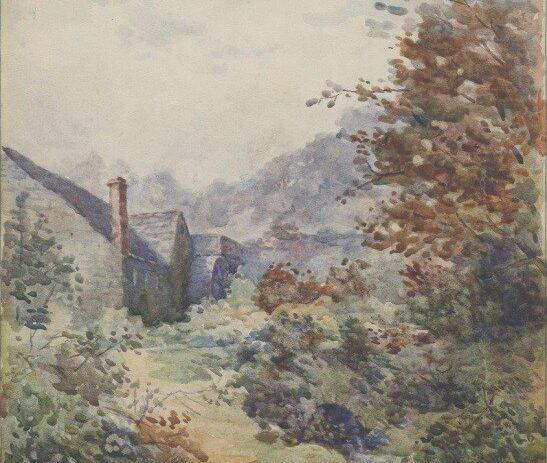 Nethercut mill by Ben Baines