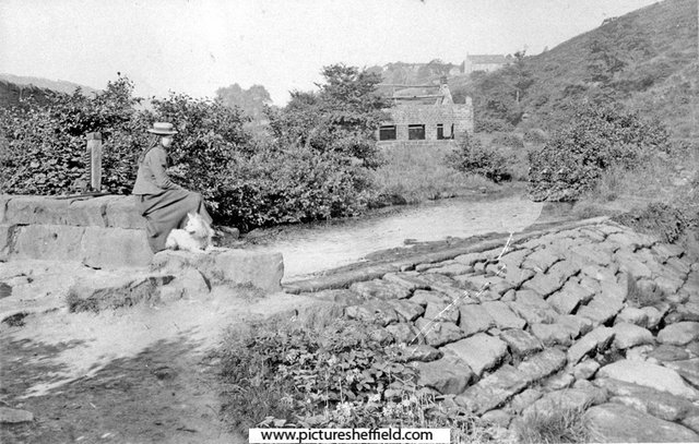 Holme Head Weir and LL building.